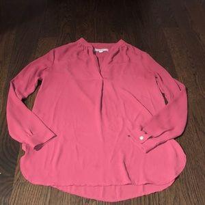 Ann Taylor Loft long sleeve blouse